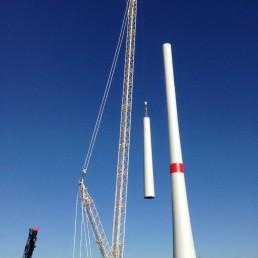 Stahlturmbau, Lamerdingen